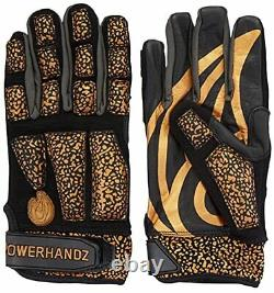 Weighted Anti-Grip Football Gloves for Strength and Resistance XX-Large