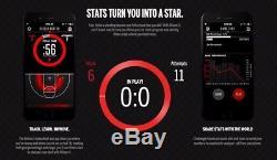 Wilson X Smart Sensor Basketball Training System